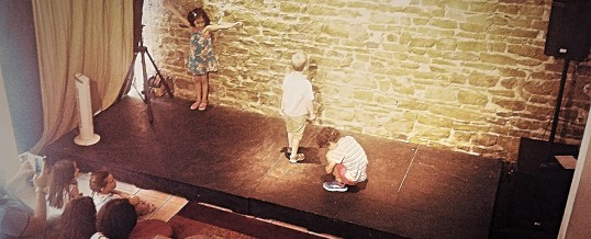 Spectacle pour enfants à Lyon