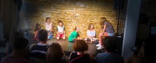 Stage d'improvisation théâtrale pour les enfants de plus de 7 ans