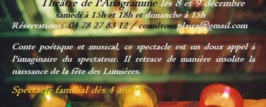 Spectacle enfants: La Cité Lumineuse